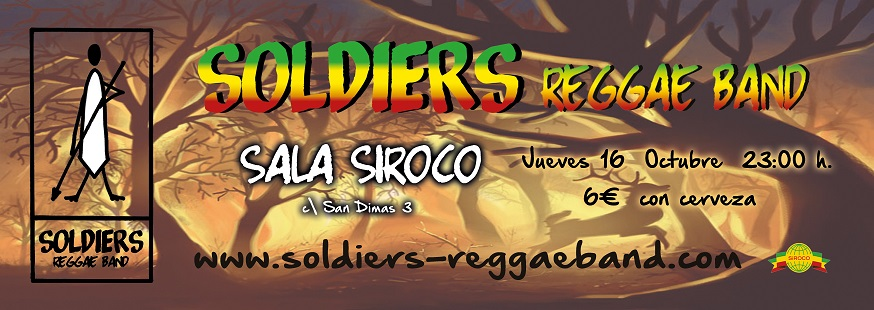 Soldiers Sala Sirocco