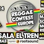 Soldiers en la final del Rototom Reggae Contest