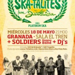 THE SKATALITES + SOLDIERS REGGAE BAND
